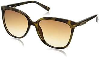 Calvin Klein Women's R730S Square Sunglasses