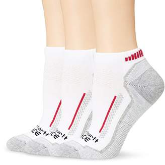Carhartt Women's 3 Pack Force Performance Low Cut Socks