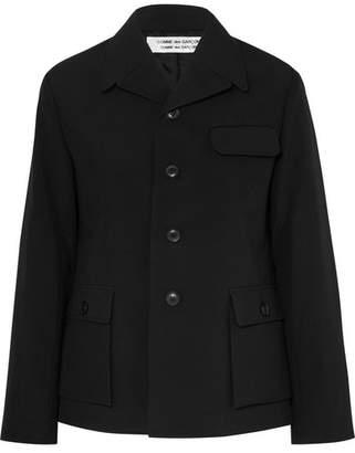 Comme des Garcons Wool Blazer - Black