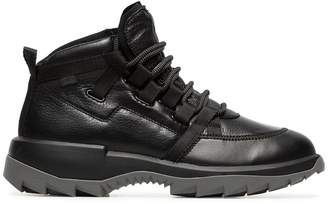 Camper Lab Helix high top leather boots
