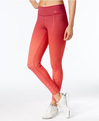 Nike Power Legendary Dri-FIT Printed Leggings $150 thestylecure.com