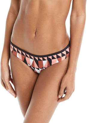 Seafolly Jagged Geo Hipster Swim Bottom