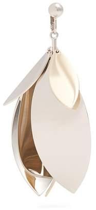 Proenza Schouler Single leaf earring