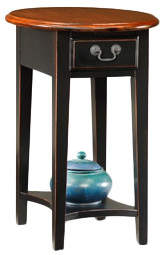 Charlton Home Apple Valley End Table With Storage