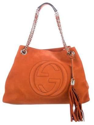 Gucci Soho Medium Chain Shoulder Bag