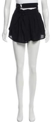 Ann Demeulemeester Mini Overlay Skirt
