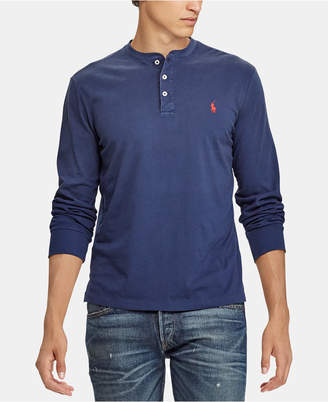 Polo Ralph Lauren Men's Henley Shirt