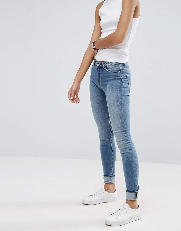 Body High Waist Super Stretch Skinny Jeans