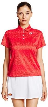 Yonex (ヨネックス) - (ヨネックス)YONEX テニス ポロシャツ(スリムタイプ)[レディース] 20309 496 サンセットレッド S