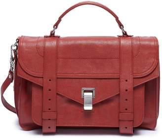 Proenza Schouler 'PS1' medium leather crossbody satchel