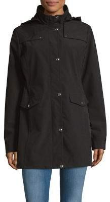 Weatherproof Hooded Softshell Walker Jacket
