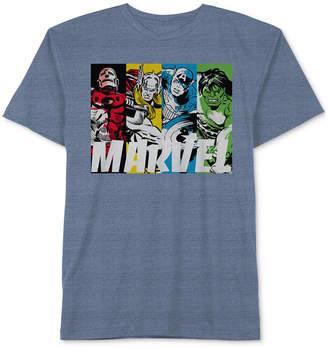 Marvel Marvel's Avengers Graphic-Print T-Shirt, Big Boys