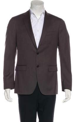 Salvatore Ferragamo Wool Two-Button Blazer w/ Tags
