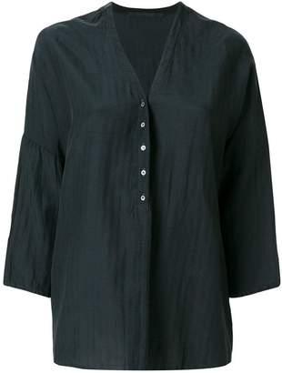 Elsa Esturgie Tomer V-neck blouse