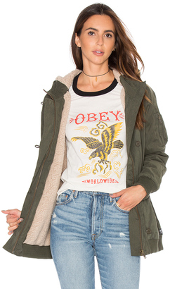 Obey Stryker Jacket $134 thestylecure.com