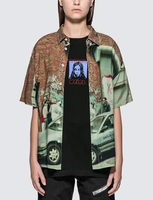 X-girl X Girl Is #1 Short Sleeve Shirt