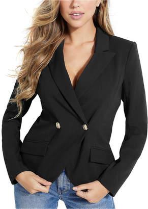 GUESS Lina Long-Sleeve Blazer