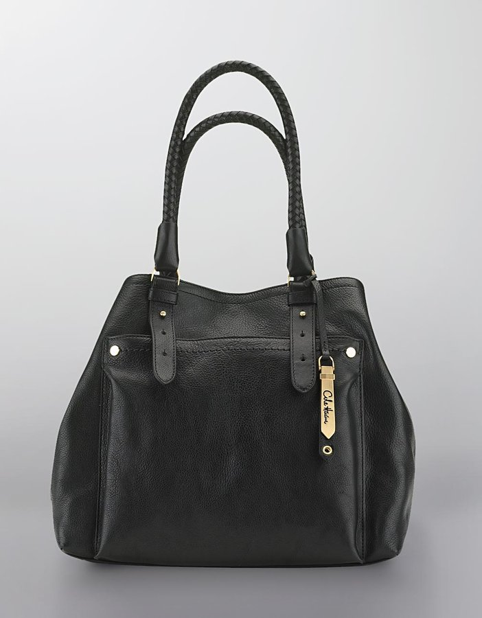Cole Haan Saddle Small Soft Leather Tote