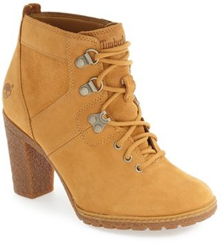 Women's Timberland 'Glancy' Field Bootie $129.95 thestylecure.com