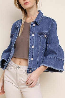 Umgee USA Denim Delight jacket