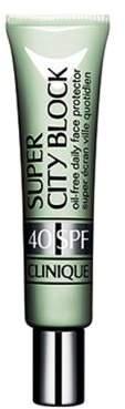 Clinique Super City Block Oil-Free Daily Face Protector SPF 40/1.4 oz.