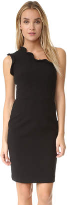 Black Halo Pravella Sheath Dress $298 thestylecure.com