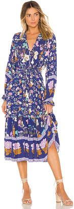 Spell & The Gypsy Collective Wild Bloom Midi Dress