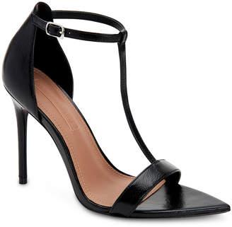 BCBGMAXAZRIA Danielle Leather Dress Sandals