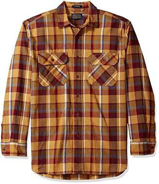Pendleton Men's Long Sleeve Button Front Burnside Shirt