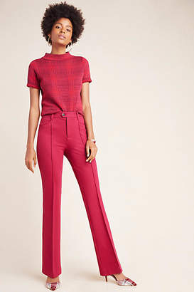 Anthropologie Essentials by The Essential Flare Trousers