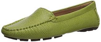 Driver Club USA Womens Leather Made in Brazil Hampton Driver Loafer