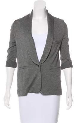 Soft Joie Shawl Collared Knit Blazer