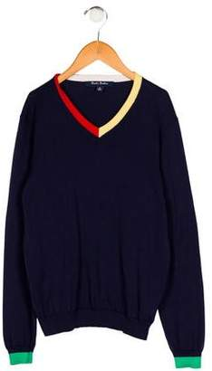 Brooks Brothers Boys' Knit Sweater
