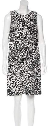Tory Burch Sleeveless Scoop Neck Dress