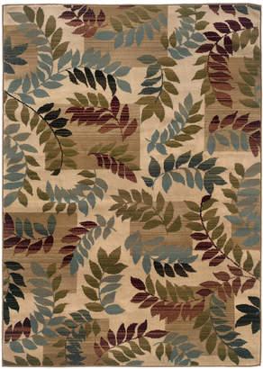 "Oriental Weavers Closeout! Oriental Weavers Area Rug, Yorkville 2244A 7'10"" X 10'"
