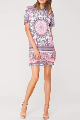 Hale Bob Melisande Jersey Dress