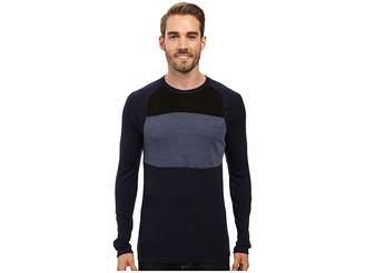 Smartwool NTS Mid 250 Color Block Crew Top Men's Sweater