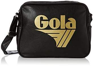 Gola Unisex-Adult Redford 72 Canvas and Beach Tote Bag Black/Gold