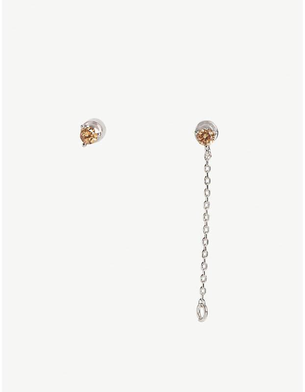 Astrid & Miyu Scorpio Zodiac earrings