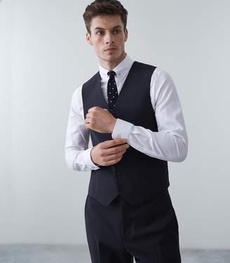 Reiss Belief Modern Fit Travel Suit Waistcoat