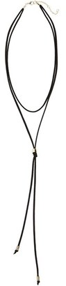 Junior Women's Bp. Suede Bolo Necklace $18 thestylecure.com