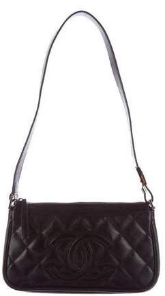 Chanel Timeless Caviar Shoulder Bag