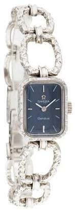 Omega Vintage Watch white Vintage Watch