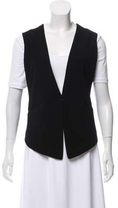 Rag & Bone Cut-Out High-Low Vest
