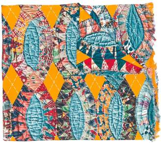 Pierre Louis Mascia Pierre-Louis Mascia floral patterned pashmina scarf