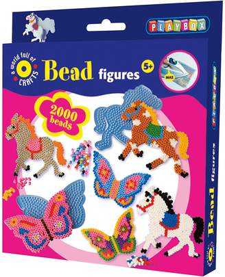 Playbox PlayBox Horse-Butterfly Beads