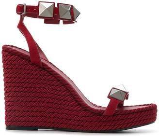 Valentino Macro Stud sandals