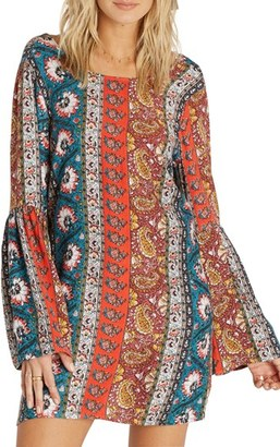 Women's Billabong Rainy Roads Shift Dress $54.95 thestylecure.com