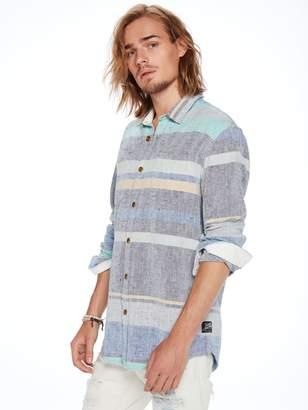 Scotch & Soda Block Pattern Shirt