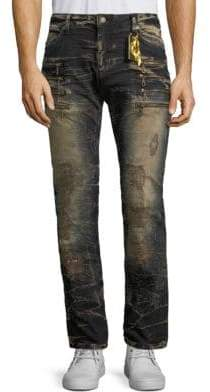 Oxido Distressed Jeans